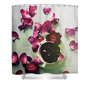 Scattered Dreams Shower Curtain