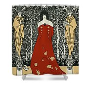 Scene From Tannhauser By Richard Wagner Shower Curtain