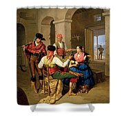 Scene In A Country Shower Curtain