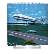 Scenery2 Shower Curtain