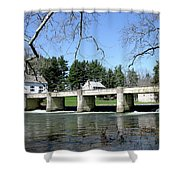 Scenic Day Shower Curtain