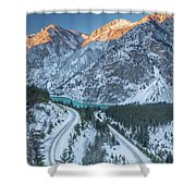 Scenic Drive Shower Curtain