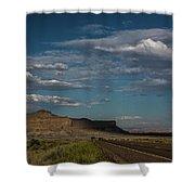Scenic Highways Of Arizona Shower Curtain