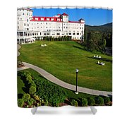 Scenic New England Shower Curtain