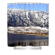 Scenic Oyama Shower Curtain