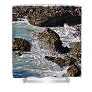 Scenic Sea Shower Curtain