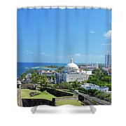 Scenic View Shower Curtain