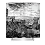 Scenic Vista, Bryce Canyon Shower Curtain