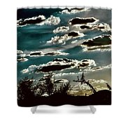 Scented By Day Dreams Shower Curtain