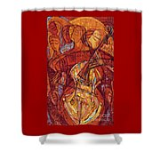 Scherzo Shower Curtain