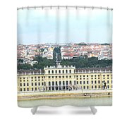 Schonbruun Castle Shower Curtain