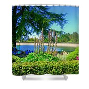 School Outing Shower Curtain