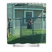 Schoolhouse Fun Shower Curtain