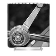 Schwinn Stik-shift Shower Curtain