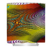 Scirocco Shower Curtain