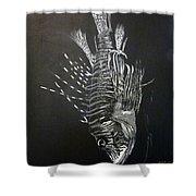 Scorpion Fish Shower Curtain