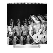 Scorpions Shower Curtain