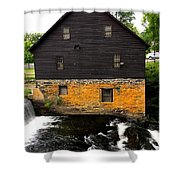 Scotia Mill Shower Curtain