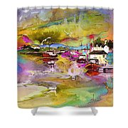 Scotland 13 Shower Curtain