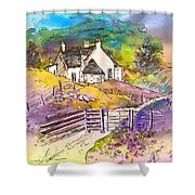 Scotland 16 Shower Curtain