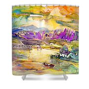 Scotland 19 Shower Curtain