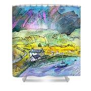 Scotland 21 Shower Curtain