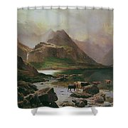 Scotland Shower Curtain