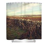 Scotland Uk Shower Curtain