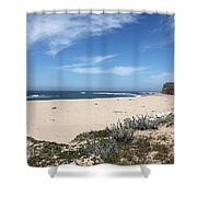 Scott Creek Beach Hwy 1 Shower Curtain