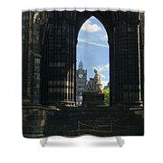 Scott Monument Shower Curtain