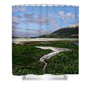 Scottish Highlands Shower Curtain