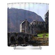 Scottish Home Shower Curtain