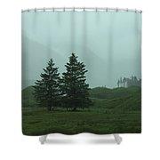 Scottland Shower Curtain