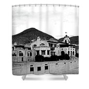 Scotty's Castle II Shower Curtain