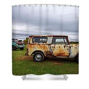 Scouts And Sky Shower Curtain