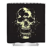 Scream Shower Curtain