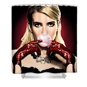 Scream Queen's - Chanel Oberlin Shower Curtain