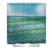 Screen Saver Shower Curtain