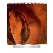 Sculpted By The Elements Shower Curtain