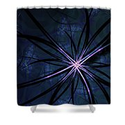 Sea Anemone Shower Curtain