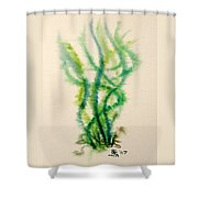 Sea Bed One Shower Curtain
