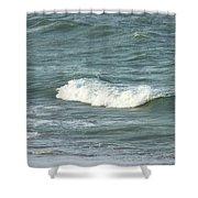 Sea Crest Shower Curtain