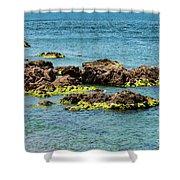 Sea Of Marmara Seaside Shower Curtain
