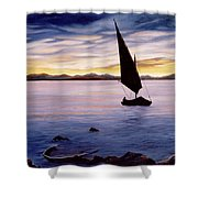 Sea Of Souls Shower Curtain