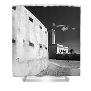 Sea Perspectives Shower Curtain