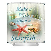 Sea Side-jp2735 Shower Curtain
