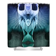 Sea Spirit 3 Shower Curtain