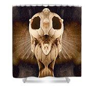 Sea Spirit Shower Curtain
