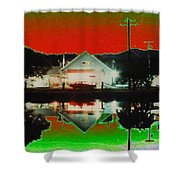 Seabeck General Store Shower Curtain