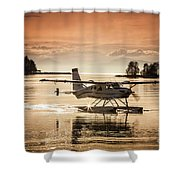 Seair Beaver 1 Shower Curtain